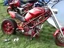Ducati Custom = Gotteslästerung? Schlimmer gehts nimmer ...