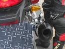 G.P.R Auspuffanlage an Ducati 4S - Super leichte Anlage