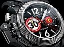 Graham Motorrad Armbanduhr Isle of Man - Geiler Clip, geile Uhr, 6 Mille, limitiert
