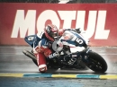 Great shots! Race and rain in slowmotion - Le Mans 24 Stunden 2020
