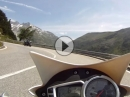 Grimselpass (Wallis) von Gletsch Triumph Street Triple