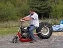 1100ccm Scooter - Hightech-Schwinge sorgt für ...