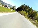 Großfeistritz aufs Gaberl zwischen Zeltweg und Köflach - Ne Kuh fliegt doch!