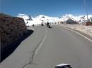 Großglockner Hochalpenstrasse Richtung Edelweißspitze