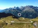 Großglockner: Welt aus - Moped an! ... einfach mal die Seele baumeln lassen
