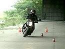 Grundfahraufgaben Kl. A Motorradausbildung / Motorradführerschein