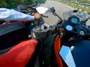Gruppen Crash: Gruppenfahren will gelernt sein