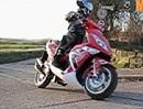 Motorroller GT eXtreme mit Vollverkleidung