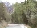 Vrsic Pass - Slowenien - Hyosung GT 650