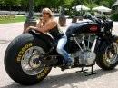 GUNBUS 410 - Das größte fahrbare Serienmotorrad der Welt