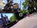 Guy Martin, 675 Triumph Daytona. Sound: mega, Vollgasanteil: hoch
