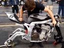 Guy Martin Eigenbau: Martek 1380 Turbo für Pikes Peak 2014 - Warmup
