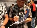Guy Martin signiert Gaskrank Gaskrank Buch