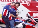 Guy Martin & John McGuinness - Roadracing Dreamteam 2017 auf Honda Fireblade