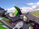 Gyrocam! Onboard hinter Andy Meklau am Pannoniaring Ideallinie üben