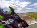 Gyrocam Slovakiaring ZX-6R- 1000PS Gripparty, Gruppe Rot