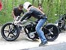 Hagakure Tribute - handgearbeitet von Zen Motorcycles, Buell XB9 Motor