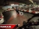 Hallen Supermoto - Infos, Eindrücke, Fastlap & Unfall