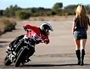 HAMMER: Jorian Ponomareff - Motorrad Drift Show - viel geiler geht nicht! Porno!