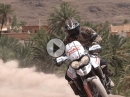 Hammer! Julien Welsch vs Triumph Tiger - Lords of the Atlas - by Icon