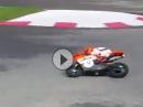 Hammer! MotoGP auf Nitro: RC Bike Nitro Klasse - gehn wie ein Zäpfchen