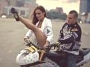 Hammer Sexy Motorradstunt Video von Stuntex - Geil gemacht