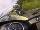 Hammer: UlsterGP 2017 Schmiddel onboard, Yamaha R6 - geht steil