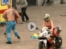 Hammer Verarsche: Drück den Buzzer: 'Push to ad Drama' TNT-TV