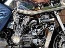 Handwerkskunst - Honda CBX V12 48 Ventiler