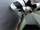Hang off Yamaha R1: Kurz, knackig von Dillich nach Homberg (Efze)