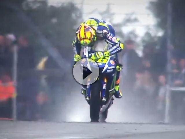 Happy Birthday Valentino Rossi #46 Video by SkySport MotoGP