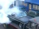 Hardcore - Burnout Triple-Decker - wenns dem Burner langweilig wird, geht er aufs Auto