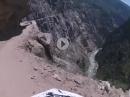 Hardcore Extrem Enduro Himalaya. Lebensgefährlich: Fehler = Freier Fall!