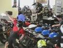 Harlem Shake - Sollte man auf der Motorradmesse Dortmund starten