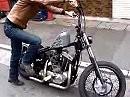 Harley Davidson 85`s XLCH and Harley 69`s XLCH
