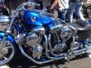 Harley Custombike mit 4 Motoren / 400PS V8 Zugfahrzeug - Nimmersatt