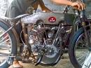 Harley Davidson 1920 Boardtracker - Alt aber geil!