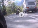 Harley Davidson auf Speed - Eisenhaufen am Limit?! Dreiländereck Tour