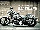 Harley-Davidson Blackline 2011 betritt die Bühne