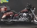 Harley Davidson Electra Glide Classic Ultra/Limited TOURENFAHRER