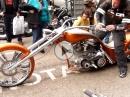 Harley Davidson Langgabler - Länge läuft ...