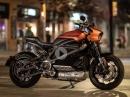 Harley-Davidson LiveWire 2020 - Das Lauteste, was Sie hören werden, ist Ihr Herzrasen.