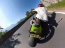Harley Davidson ride - Respekt! Könner am Eisen!