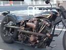 Harley Davidson Shovelhead 1973FX - Nicht mehr viel über vom Original aber geiler Umbau