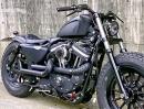 Harley-Davidson Sportster Iron 883 Guerrilla von Rough Crafts
