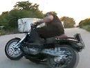 Harley Davidson Sportster XR1200 lässt es krachen ...