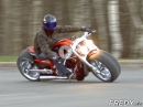 Harley Davidson V-Rod - Supercharger 260/360 in Action by Fredy.ee