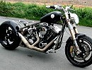 Harley Davidson Vintage-Racer 3 build by Johnnys-Garage
