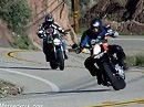 Harley-Davidson XR1200 vs. Ducati Monster 1100