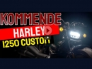 Harley Davidson zeigt 1250 Custom, Motorrad-Demo Nürnberg uvm. Motorrad Nachrichten